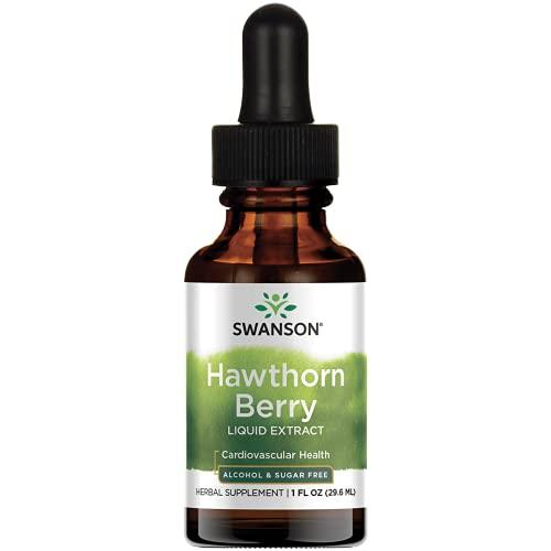 Swanson Hawthorn Berry Leaf &...