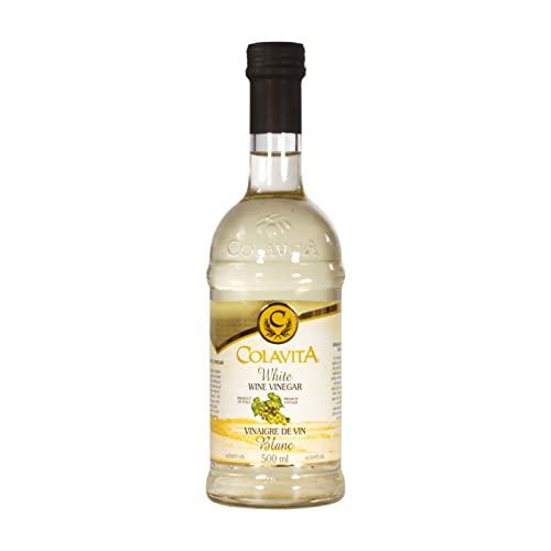 Colavita Aged White Wine Vinegar,...