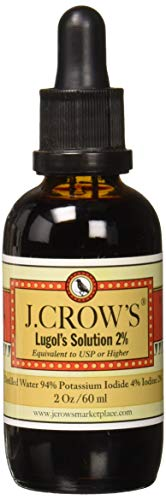 J.CROW'S® Lugol's Solution of...