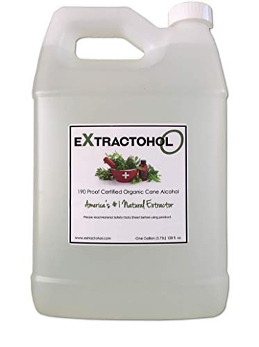 Extractohol -O Certified Organic...