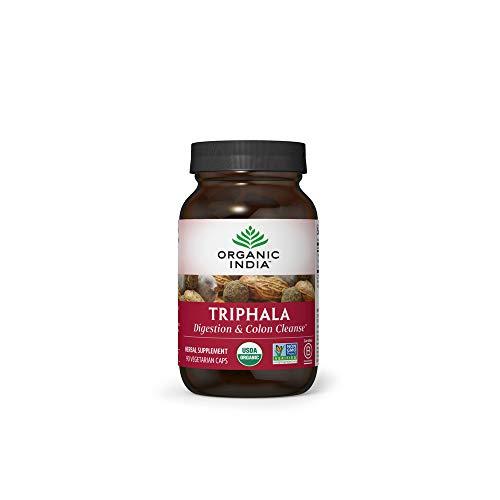 Organic India Triphala Herbal...