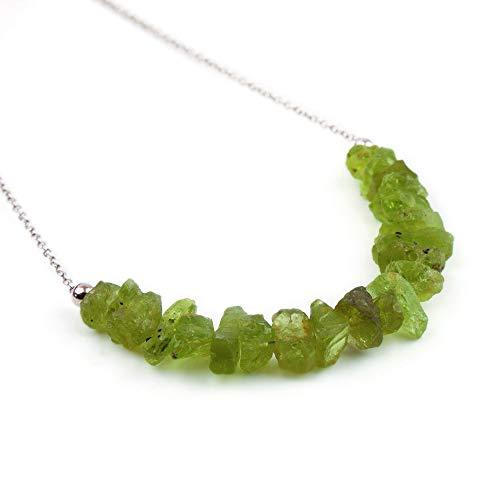 InfinityGemsArt Natural Raw Green...