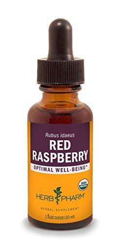 Herb Pharm Certified Organic Red...