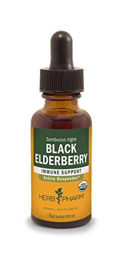Herb Pharm Certified Organic Black...