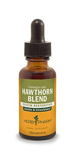 Herb Pharm Hawthorn Blend Liquid...