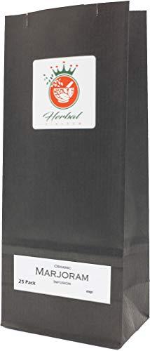 Organic Marjoram Pure Herbal...