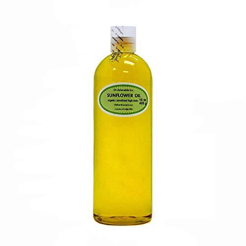 Unrefined Sunflower Oil Cold...