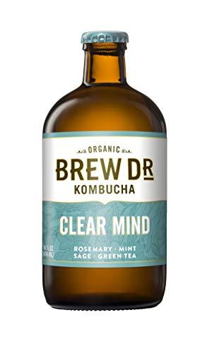 Brew Dr, Kombucha Clear Mind...