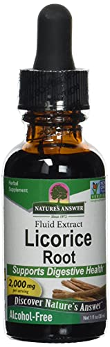 Nature's Answer Licorice Root |...