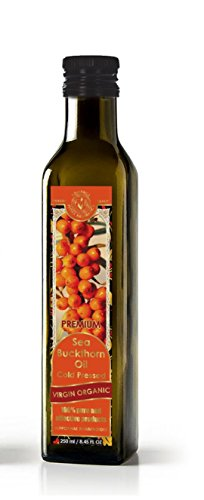 Sea Buckthorn Oil Cold Pressed...