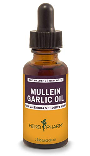 Herb Pharm Mullein Garlic Herbal...