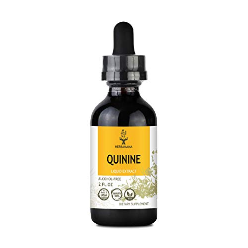 Quinine Liquid Extract, Filled with...