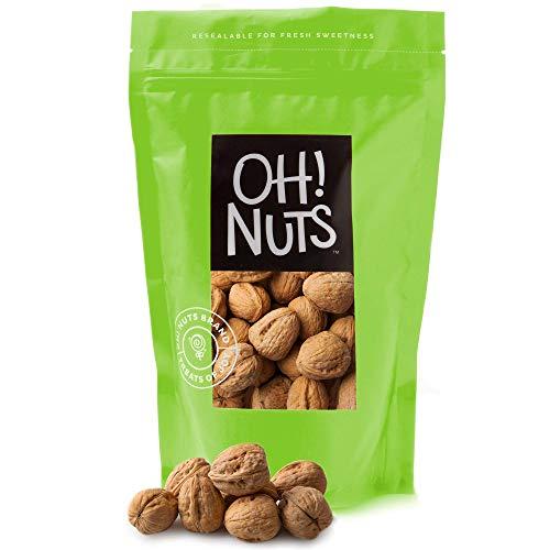 Oh! Nuts Raw Walnuts in Shell |...