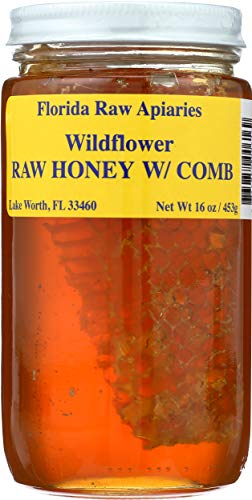 BUZZ BEE Wildflower Honey With...