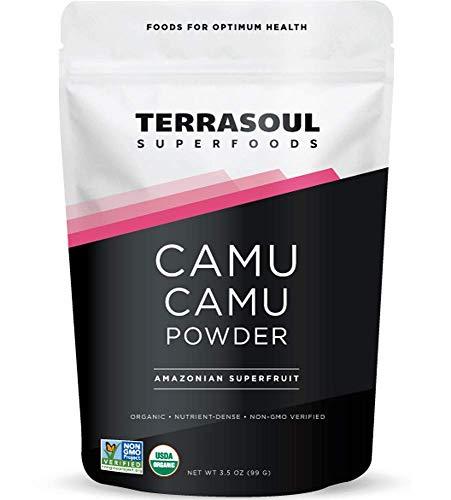 Terrasoul Superfoods Camu Camu...
