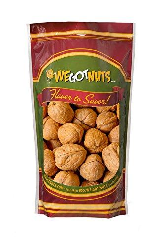 Raw California Walnuts In Shell –...