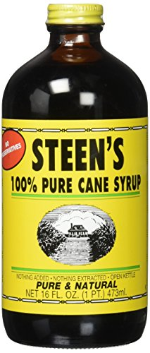 Steen's 100% Pure Cane Syrup, 16fl....