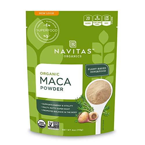 Navitas Organics Maca Powder, 4 oz....