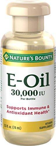 Vitamin E Oil by Nature's Bounty,...