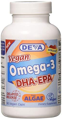 Deva Nutrition Deva Vegan DHA-EPA...