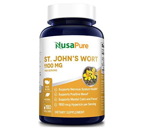 St. John's Wort 1100 mg per...