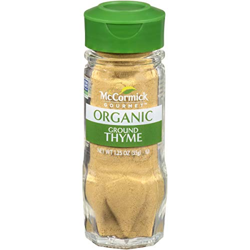 McCormick Gourmet, Ground Thyme,...
