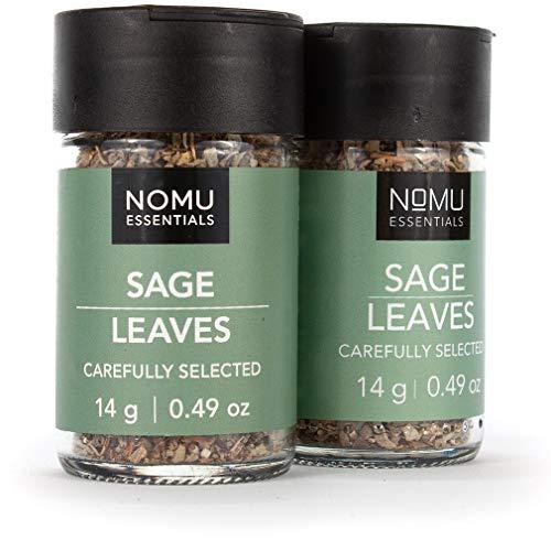 NOMU Essentials Dried Sage Leaves -...