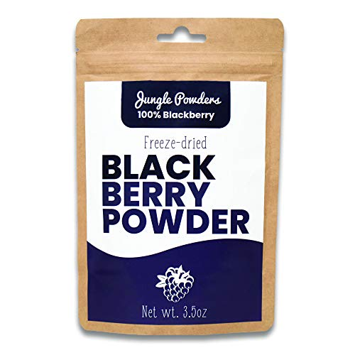 Jungle Powders Blackberry Powder...
