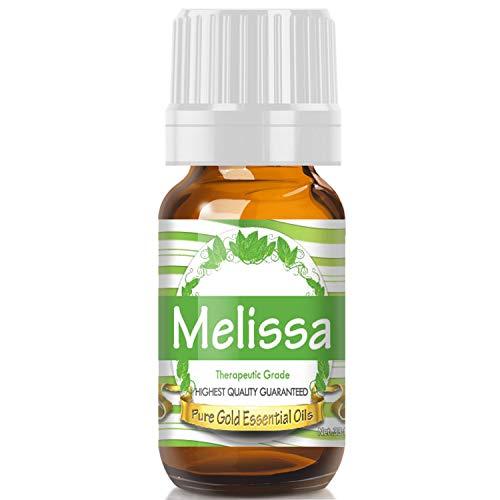Pure Gold Melissa Essential Oil,...
