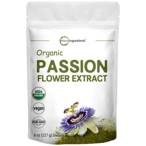 Organic Passion Flower Extract...