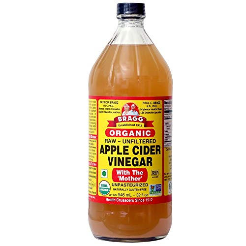 Bragg Organic Raw Apple Cider...