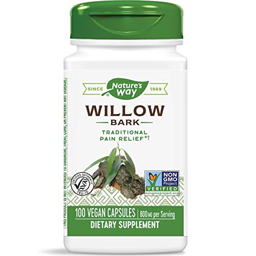 Nature's Way Willow Bark, 800 mg...