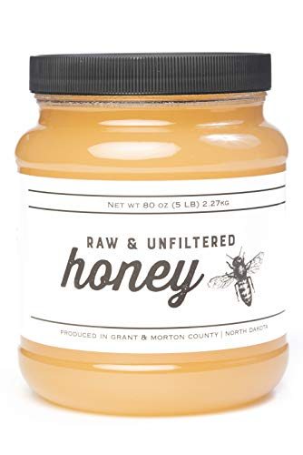 TJO Bees Raw and Unfiltered Honey...