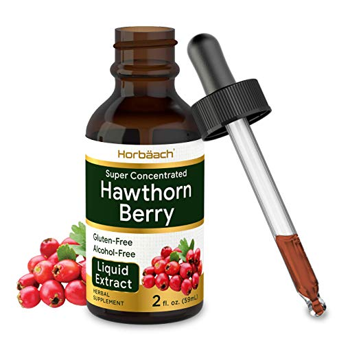 Hawthorn Berry Extract | 2 fl oz |...