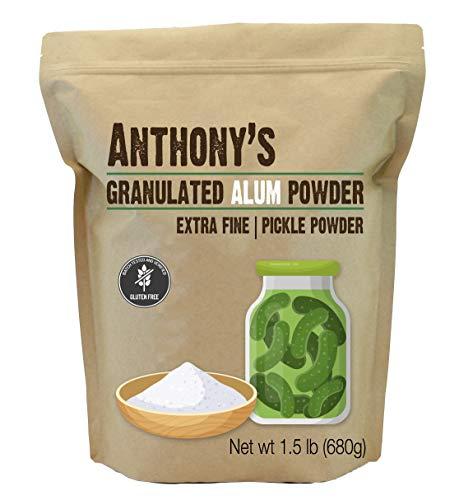Anthony's Premium Alum Powder, 1.5...