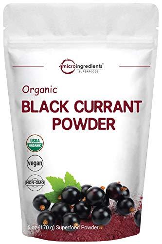 Micro Ingredients Organic Black...