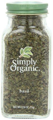 Simply Organic Basil Certified...
