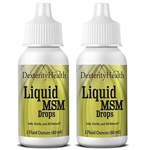 Dexterity Health Liquid MSM Eye...