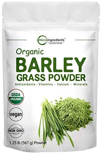 Sustainably US Grown, Organic...