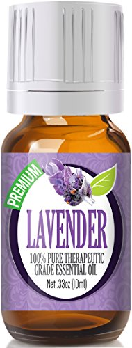 Lavender Essential Oil - 100% Pure...