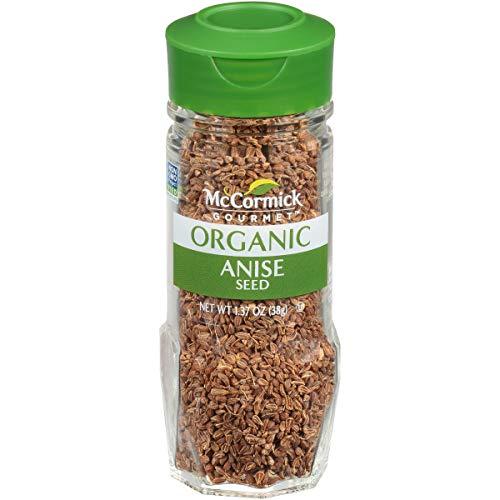 McCormick Gourmet Organic Anise...