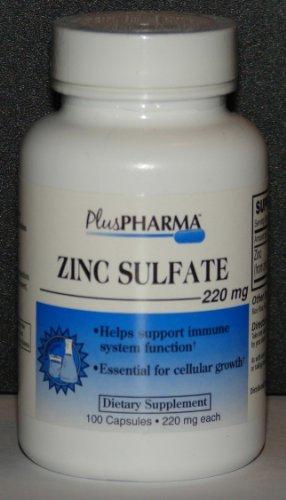 PlusPharma Zinc Sulfate 220mg...