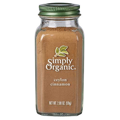 Simply Organic Ground Ceylon...