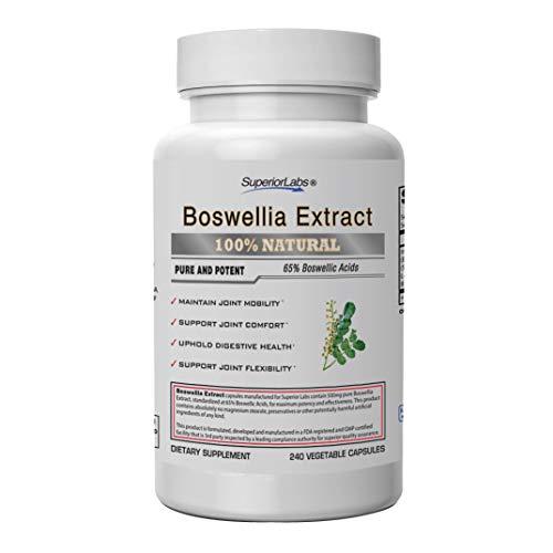 Superior Labs Boswellia Extract -...