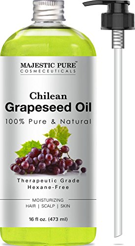 Majestic Pure Grapeseed Oil, Pure &...