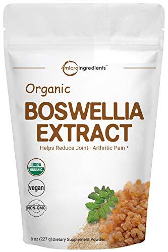 Organic Boswellia Serrata Extract...