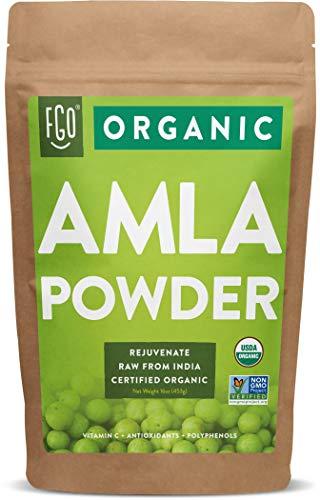 Organic Amla Powder (Amalaki) |...