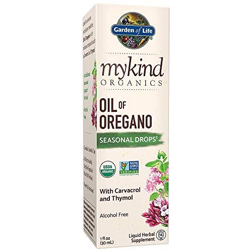 Garden of Life mykind Organics Oil...