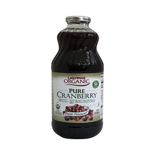 Lakewood Organic Cranberry Juice,...