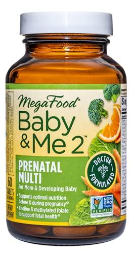 MegaFood Baby & Me 2 Prenatal...